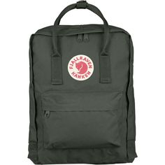 Originally designed for Swedish school children in 1978, the Fjallraven Kanken Backpack keeps your daily essentials securely stowed in classic Scandinavian style.