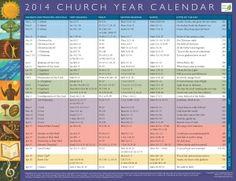 augsburg fortress liturgical calendar