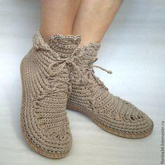 Магазин мастера Елена Гончарова  Вязаная обувь: обувь ручной работы, женские сумки, обучающие материалы, воротнички