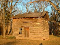 18' x 20' Red cedar Tennessee pioneer cabin