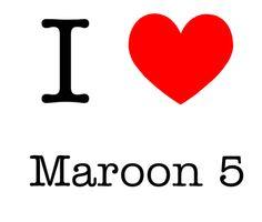 maroon 5 | love Maroon 5 créé par lulu