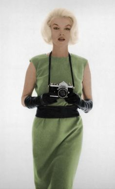 People with Cameras / Marilyn Monroe on imgfave
