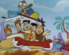 Flintstones and the Jetsons - the BEST! Cartoon Crazy, Cartoon Shows, Classic Cartoon Characters, Classic Cartoons, Desenhos Hanna Barbera, Yabba Dabba Doo, Old School Cartoons, 90s Cartoons, Animated Cartoons