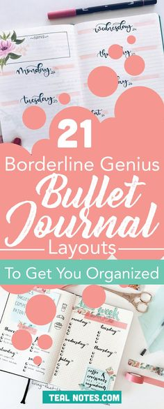Learn all about bullet journals, how to start a bullet journal, and BUJO inspiration in this awesome post. Make sure you check out all the bullet journal ideas!