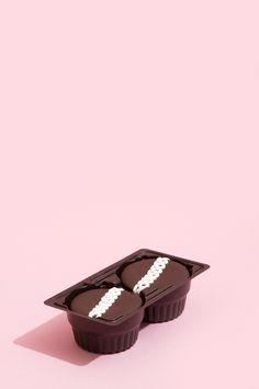 Saccharine sweet Hostess cupcakes by Molly Cranna