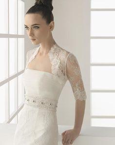 Two by Rosa Clará. Vestidos de novias, Bridal dresses...