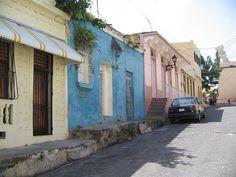 Santo Domingo, Calle Juan Isidro Perez...