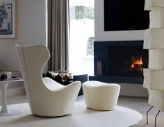 B&b Gran Papilio lounge solution.