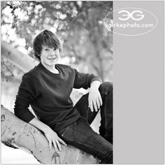 Teen Boy's Portrait by girkephoto.com