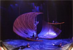 The Tempest - staging