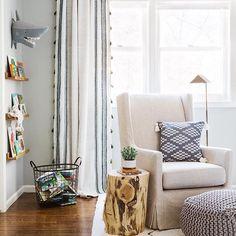 Cozy corner for thos