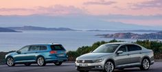 Volkswagens mid size car: UP GOES THE PASSAT