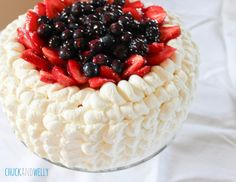 Chantilly cake frosting recipe