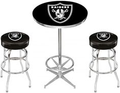 Use this Exclusive coupon code: PINFIVE to receive an additional 5% off the Oakland Raiders Pub Table Set at SportsFansPlus.com