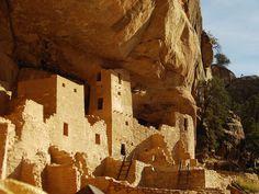 Mesa Verde - A. Marinelli #architecture #stampe