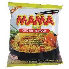 Rakastan nuudeleita erityisesti tom yam makua