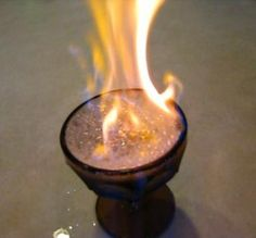 If you blow flammable bubbles, then you can set them on fire. - Anne Helmenstine