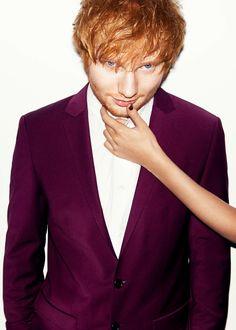 Ed Sheeran en portada de Fabulous Magazine Junio 2014