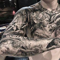 "911 Likes, 11 Comments - LUXURY TATTOO  (@luxury.tattoo) on Instagram: "" ________________ Like ❤ and follow: @luxury.tattoo @luxury.tattoo @luxury.tattoo ________________"""