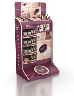 Point of Purchase Design   POP Design   POS Design   Health & Beauty POP   www.sharkskindesign.com