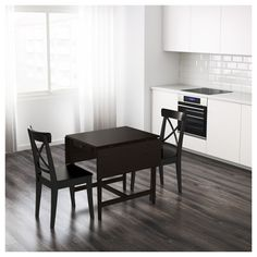IKEA - PS 2012 Drop-leaf table bamboo, white nel 2018   Dining ...