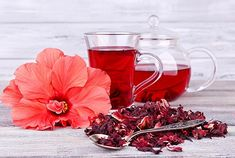 Hibiscus tea has many health benefits such as give you a relief from the high cholesterol and high blood pressure, reduces the risk of cancer, cure liver..