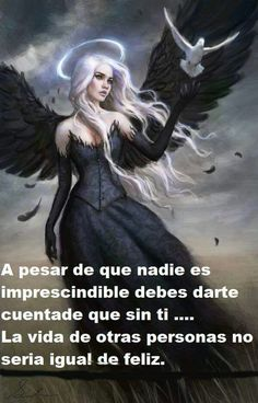 Imagenes De Hadas Goticas De Desamor Frases Sad Angel Y Thoughts