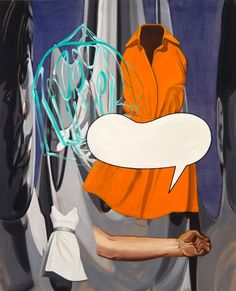 Tribute to Ron Warren by David Salle
