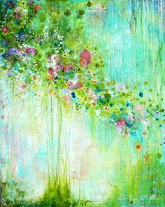 mixed media painting - Google Search