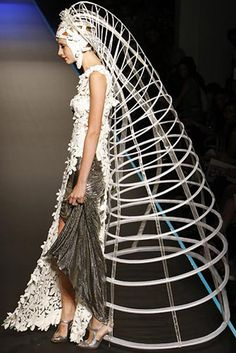 20 Spectacular and Surreal Dresses