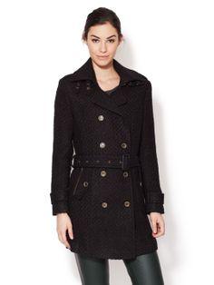 Tart Henriette Tweed Belted Coat