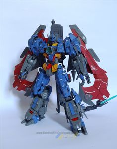 Custom build: MG 1/100 Dark AGE - Gundam Kits Collection News and Reviews