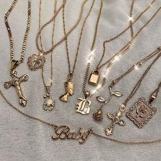 Do you wear jewelry? 𝐟𝐨𝐫 𝐦𝐨𝐫𝐞 𝐩𝐨𝐬𝐭𝐬 𝐥𝐢𝐤𝐞 𝐭𝐡𝐢𝐬 𝐟𝐨𝐥𝐥𝐨𝐰 💕✨ ————— 𝐟𝐜: 323 ————— 𝐭𝐚𝐠𝐬: Cute Jewelry, Gold Jewelry, Jewelry Accessories, Fashion Accessories, Jewelry Necklaces, Fashion Jewelry, Women Jewelry, Trendy Jewelry, Summer Jewelry
