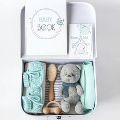 Baby Gift Box, Cute Baby Gifts, Baby Box, Best Baby Boy Gifts, Baby Gift Wrapping, Cool Gifts For Kids, Gifts For Women, Baby Hamper, Birth Gift