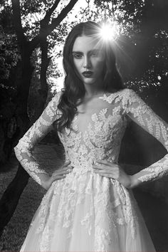 Zuhair Murad | Bridal Fall/Winter 2016 Collection | Modeled by ? | October 22, 2015; New York