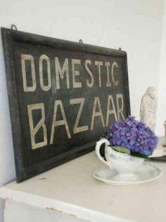 domestic bazaar bliss