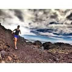 #running #tribesports #ownyourmarks #fitness #runners  Terra ingocnita. Terrain you really need to tap dance especially in the downs. Hot and humid in southern Isla Bonita aka La Palma. Simplify The Get Going! by simplifythegetgoing http://ift.tt/1OGu6Aj