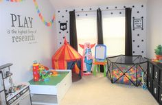 Total playroom goals
