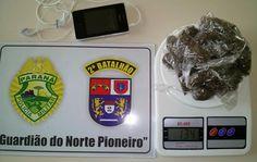 Polícia Militar apreende drogas - http://projac.com.br/policial/policia-militar-apreende-drogas-2.html