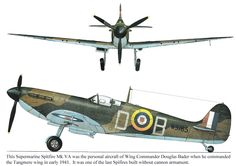 Spitfire | Great Britain | Tangmere Wing, 11 Group, RAF | Spitfire ...