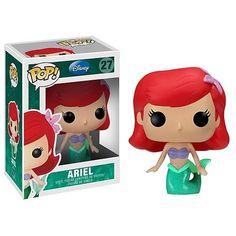Disney Pop! Vinyl Figure Ariel [The Little Mermaid] - Disney - Funko Pop! Vinyl - Category
