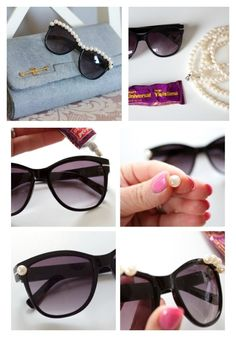 eaab622fc2 10 Ways To DIY Your Sunglasses And Eyeglasses