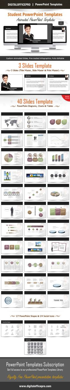 Grass PowerPoint Template Backgrounds Shape, Backgrounds and Charts