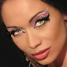 Black Women Makeup Ideas Gallery Picture - Women Makeup Exotic Eye ...