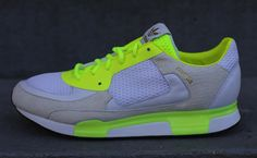 ADIDAS ZX 800 DB RUNNING WHITE/ELECTRIC