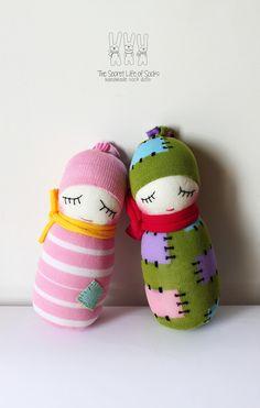 Donda sock dolls