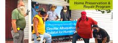 Home - Greater Albuquerque Habitat for Humanity Restore Store, Inside Home, Set Up An Appointment, Habitat For Humanity, Home Repairs, Exterior Paint, Preserves, Habitats, Restoration