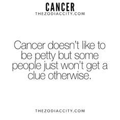 Zodiac Cancer Facts.