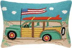 Americana Pillow: http://www.completely-coastal.com/2016/06/americana-decor-nautical-coastal-theme.html Americana & the Coast!