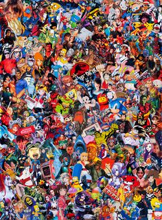 This… Is… POP CULTURE! A new exclusive print is coming to the Geek-Art Store. Garcin among the col artists … Graffiti Wallpaper Iphone, Crazy Wallpaper, Marvel Wallpaper, Wallpaper Iphone Cute, Cartoon Wallpaper, Wallpaper Backgrounds, Trendy Wallpaper, Dope Wallpapers, Gaming Wallpapers